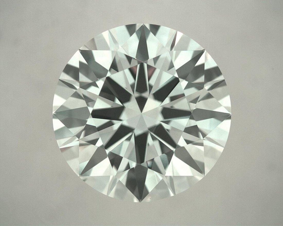 Loose Round Diamond 5.42ct (VS1-G) GIA