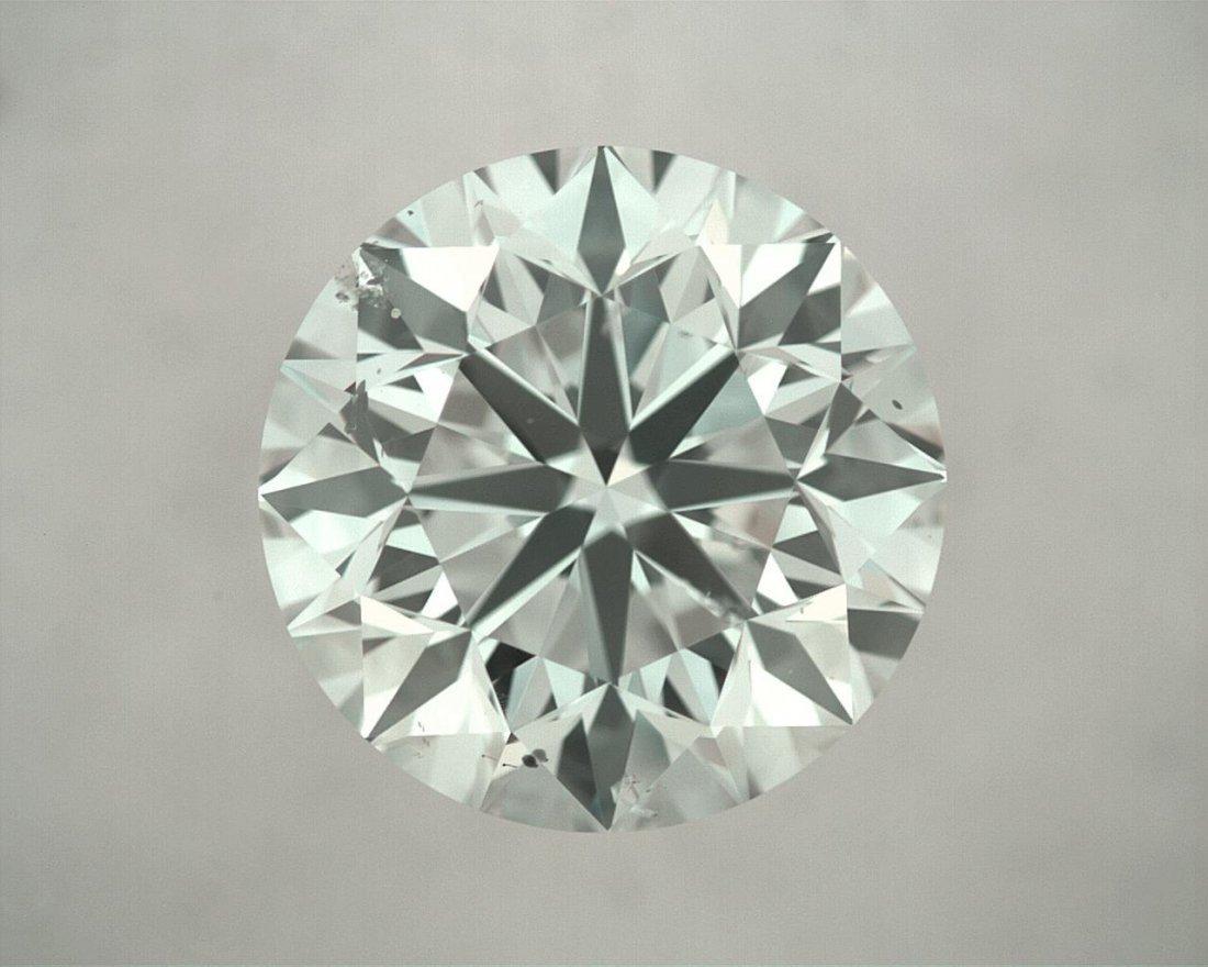 Loose Round Diamond 1.51ct (SI1-D) GIA