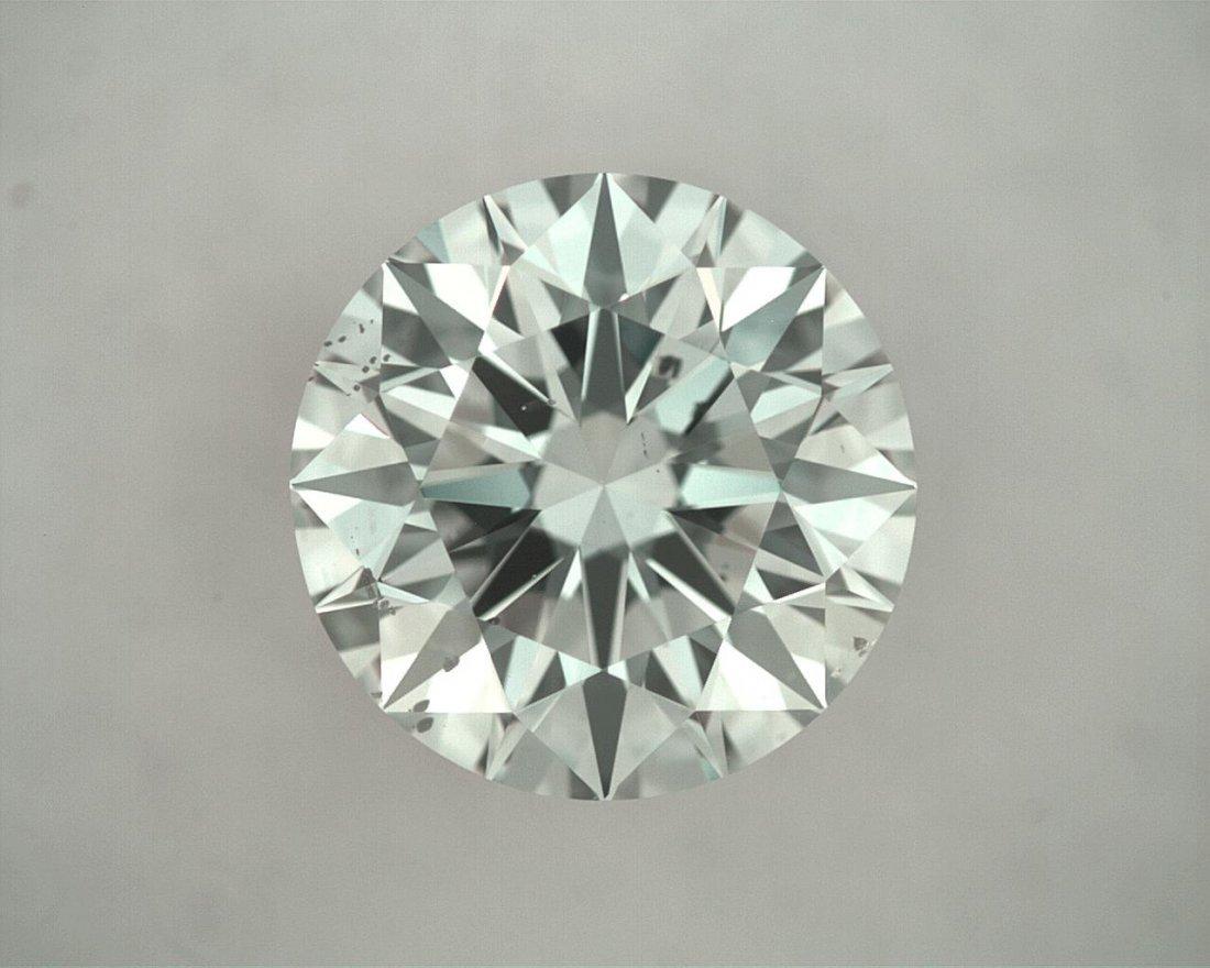 Loose Round Diamond 1.01ct (SI1-E) GIA
