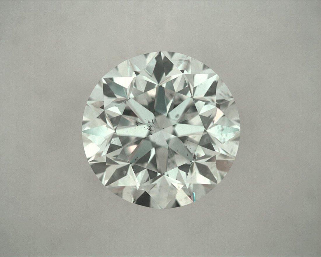 Loose Round Diamond 1.01ct (SI1-F) GIA