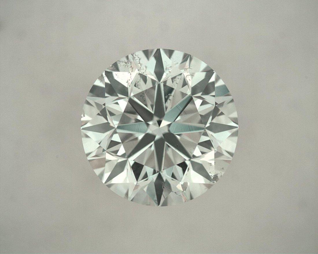 Loose Round Diamond 1.01ct. (SI2-E) GIA