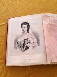 LIBRO ALBUM 1867