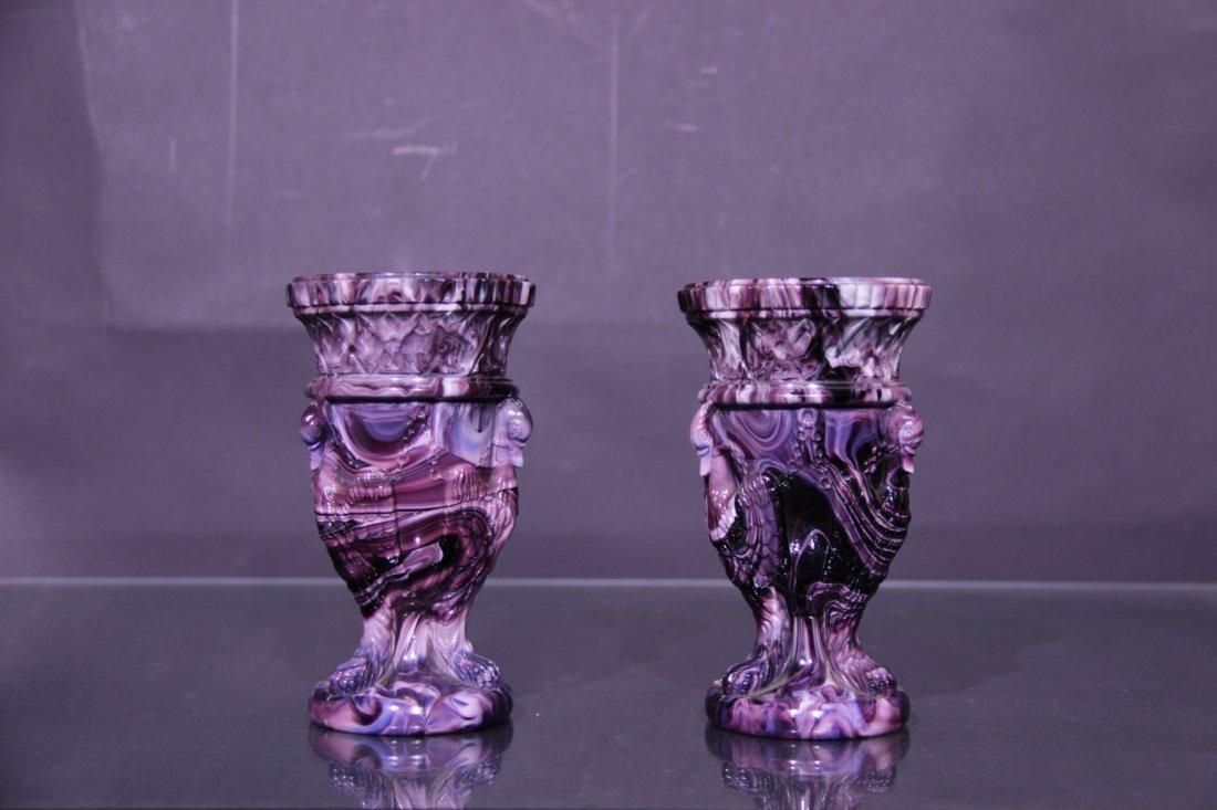 Couple vases.- Coppia di vasi