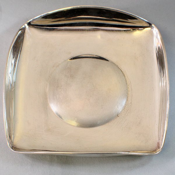STERLING SILVER D.H. BOWL