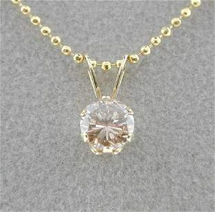 0.35 CT DIAMOND PENDANT