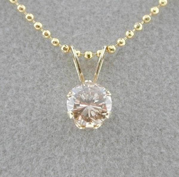 2006: 0.35 CT DIAMOND PENDANT