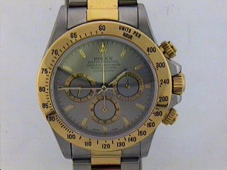 1301: DAYTONA ROLEX WATCH