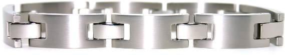 4002: Mens titanium bracelet