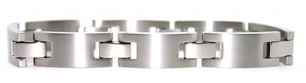 2002: Mens titanium bracelet