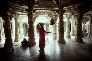 Peter Guttman Title; Jain Temple
