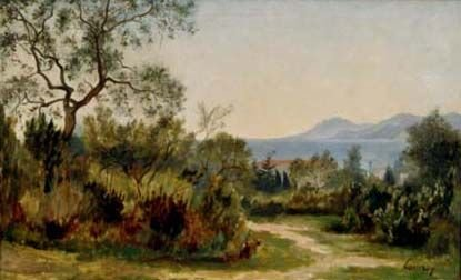 Abel Lauvray , French Painting