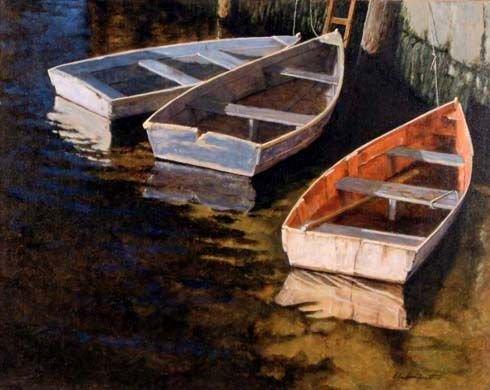 Gilles ARCHAMBAULT; Canadian Artist