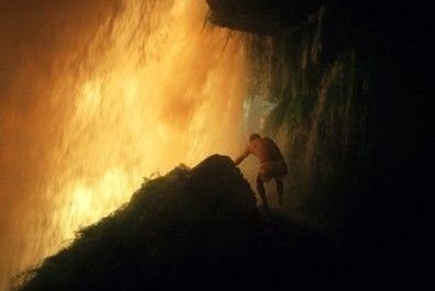 Peter Guttman Photo- American Sapo Falls (1992)