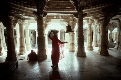 Peter Guttman Photo- American Jain Temple