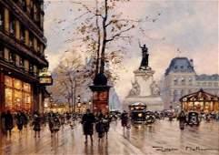 4004: Jacques MULLER, Vue de Paris