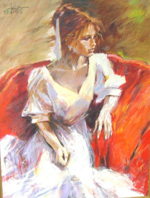 450: Aldo Luongo Original Painting