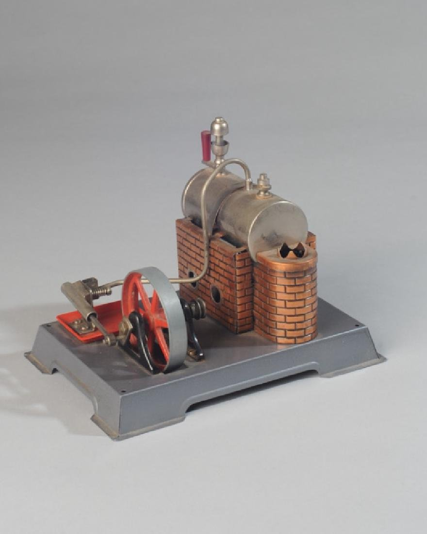 Tin Toy Steam Engine
