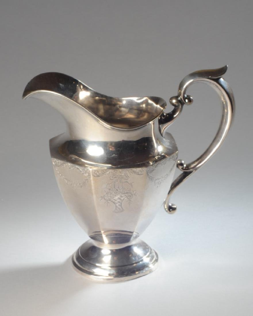 Dominick & Haff Sterling Silver Pitcher