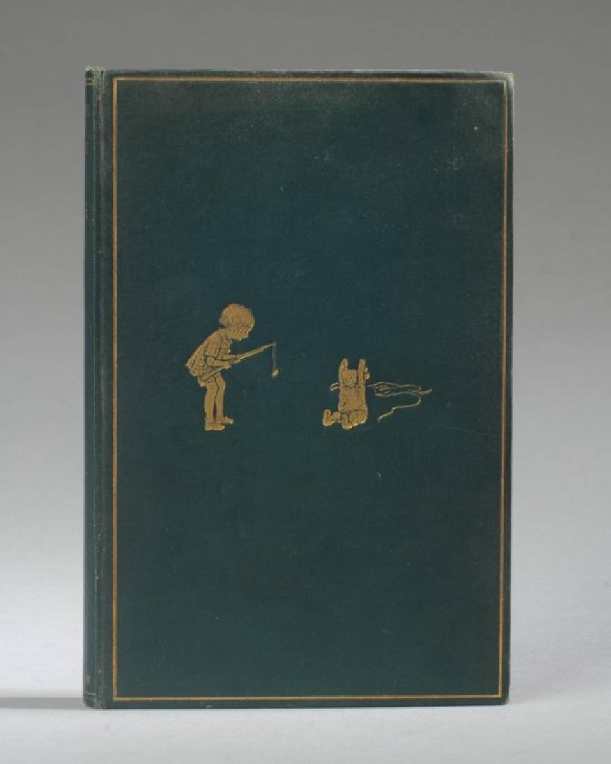 "A. A. Milne ""Winnie the Pooh"" 1st Edition"
