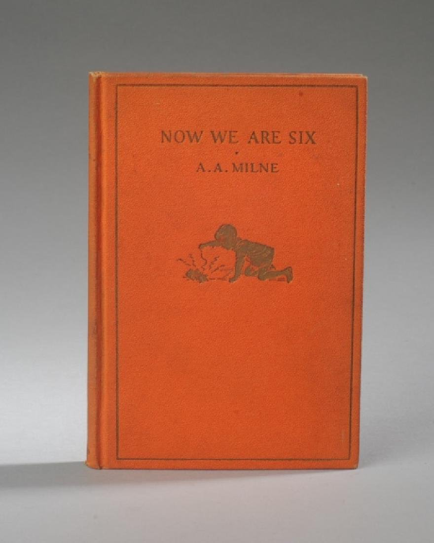 "A. A. Milne ""Now we are Six"""
