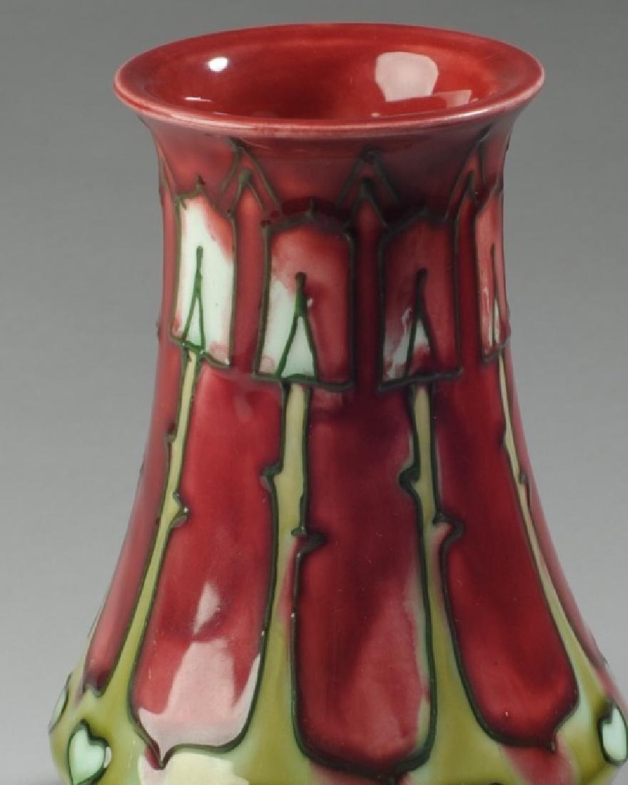 Rare Minton Secessionist Vase No. 20 - 2