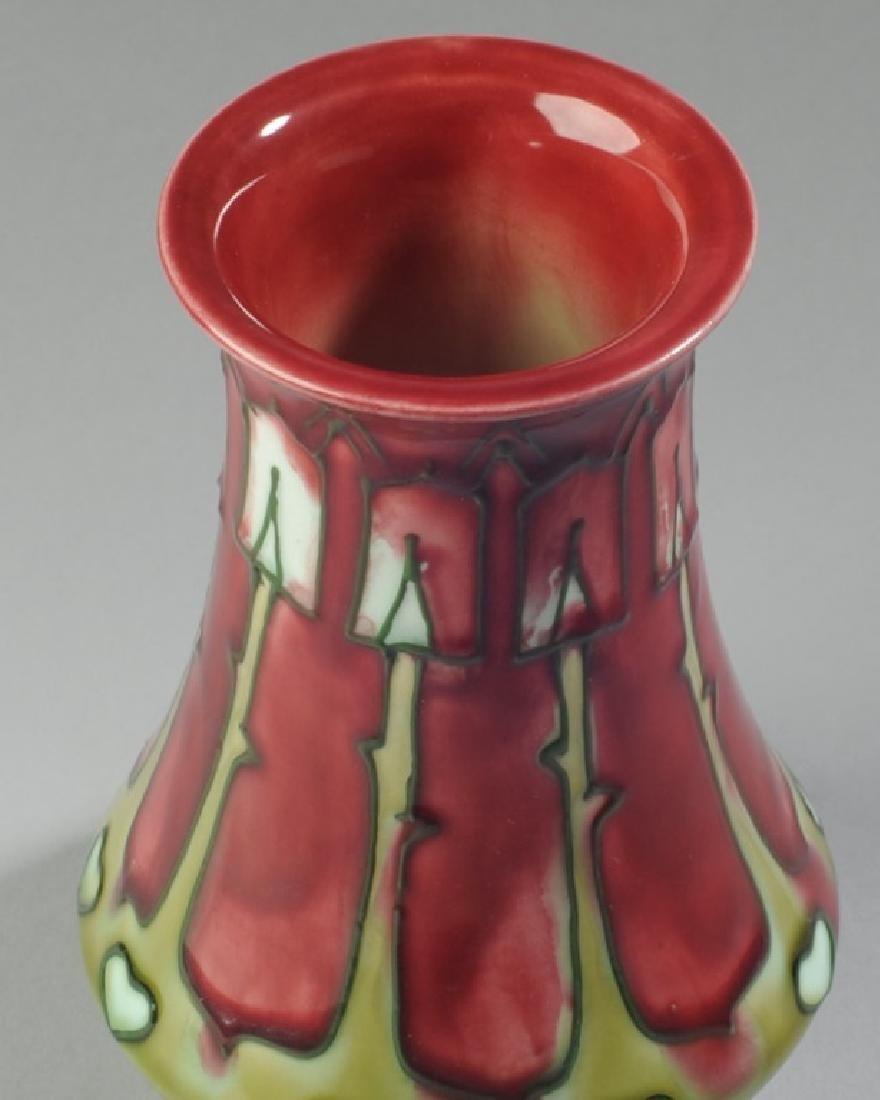 Rare Minton Secessionist Vase No. 20 - 3