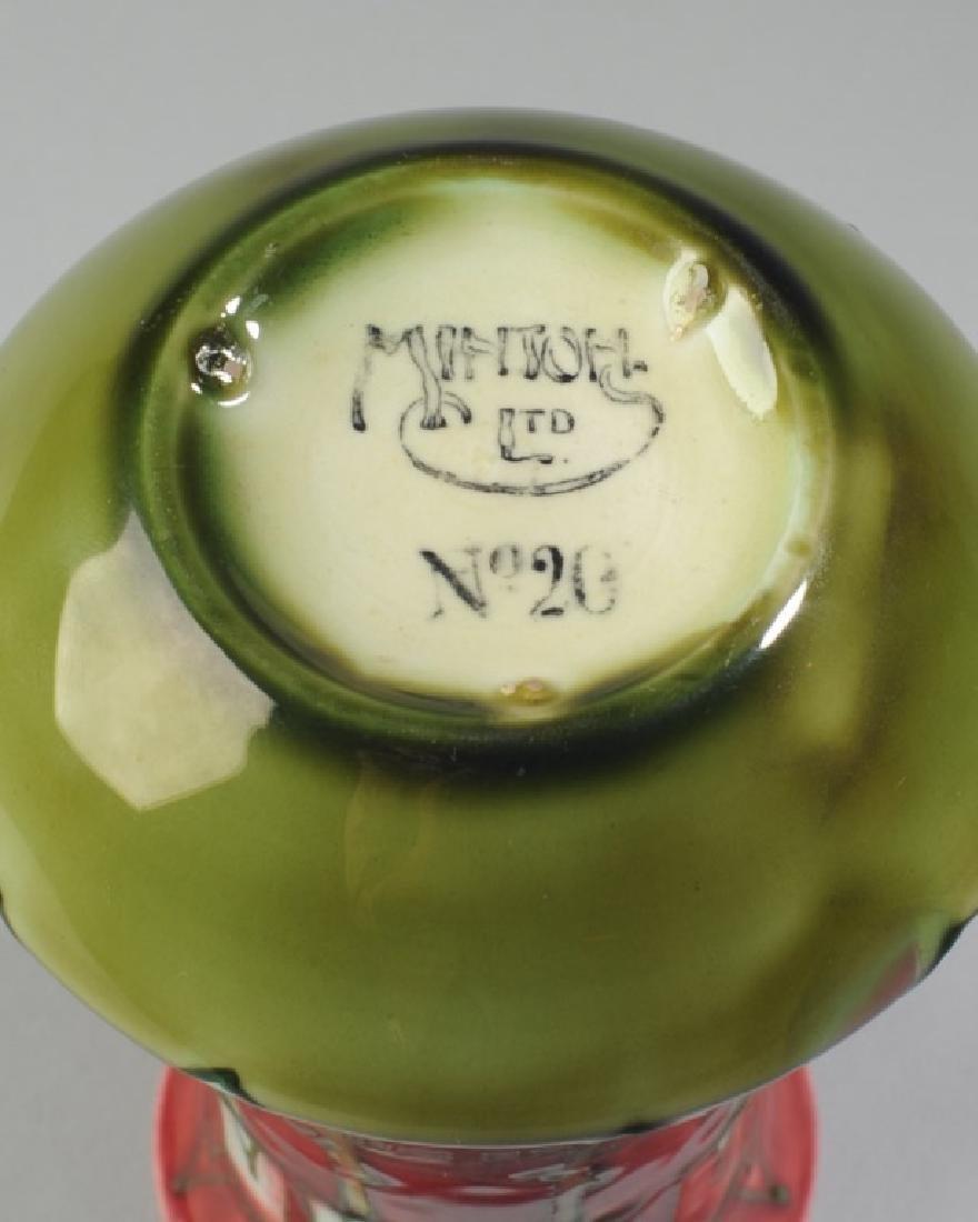 Rare Minton Secessionist Vase No. 20 - 4