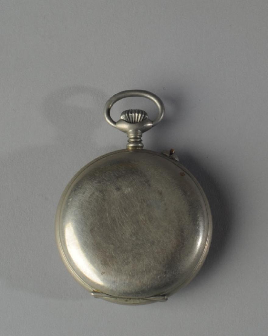 J.H. Hasler Swiss Pocket Watch - 2