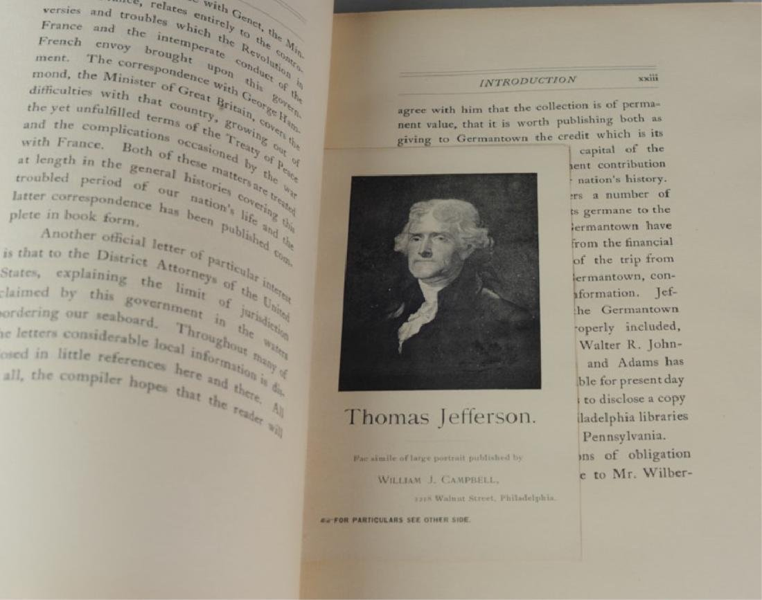 Jefferson's Germantown Letters - 3