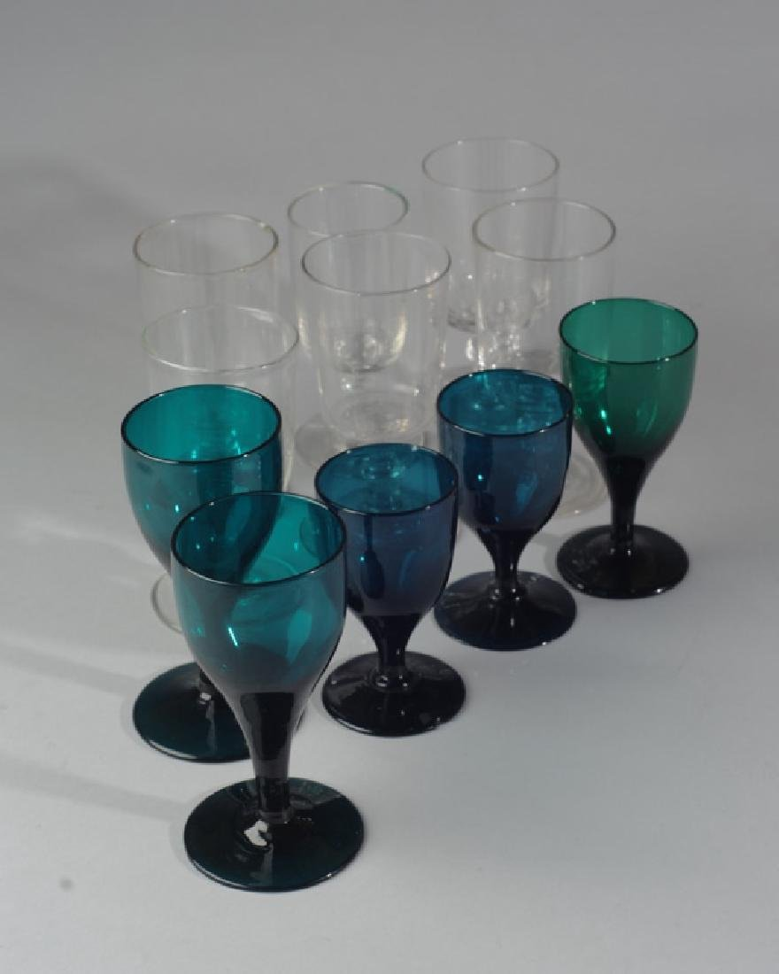 Lot of Glass Stemware