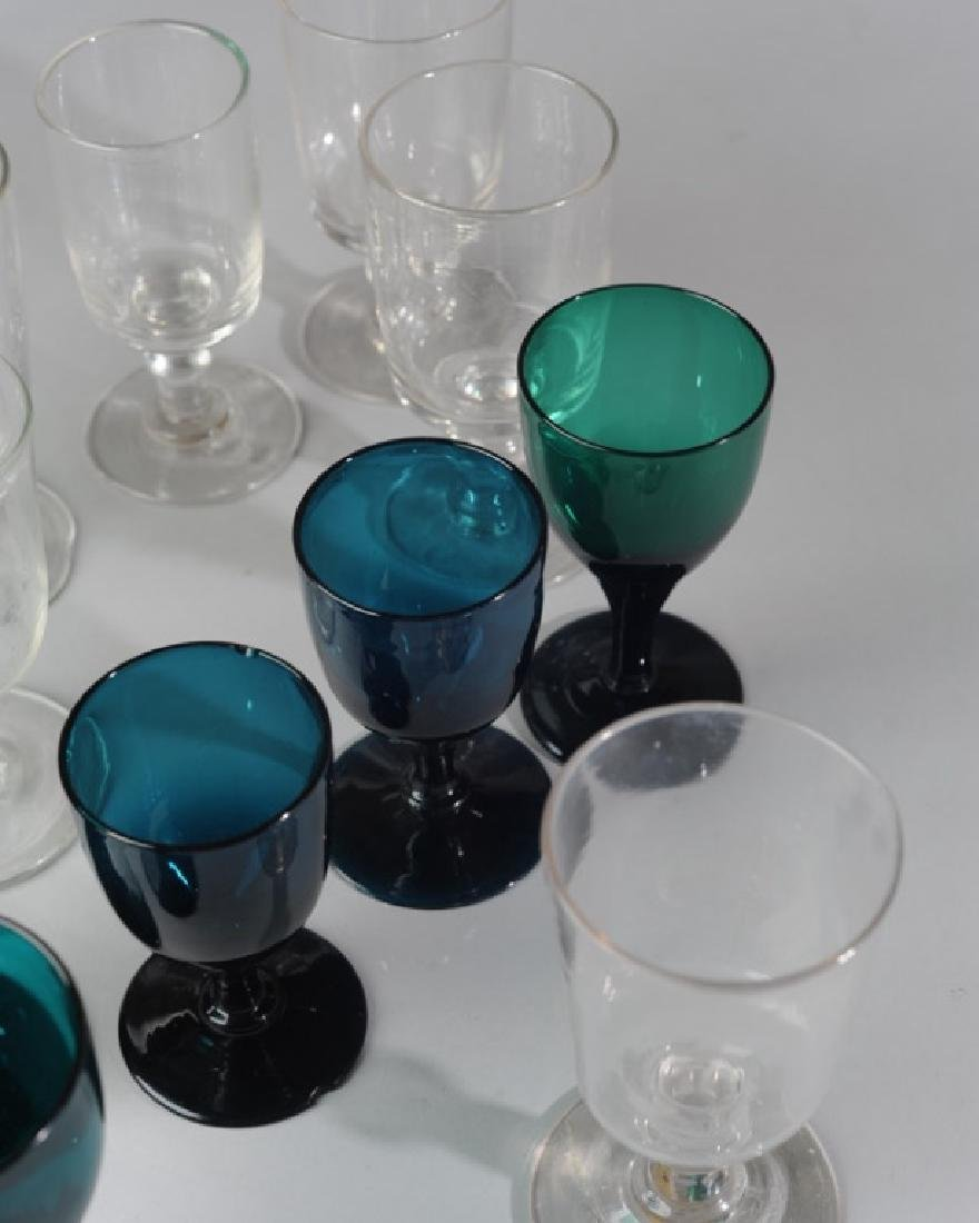 Lot of Glass Stemware - 2