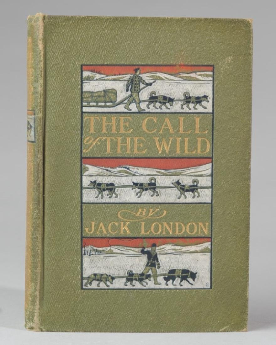 """The Call of the Wild"" by Jack London 1903"