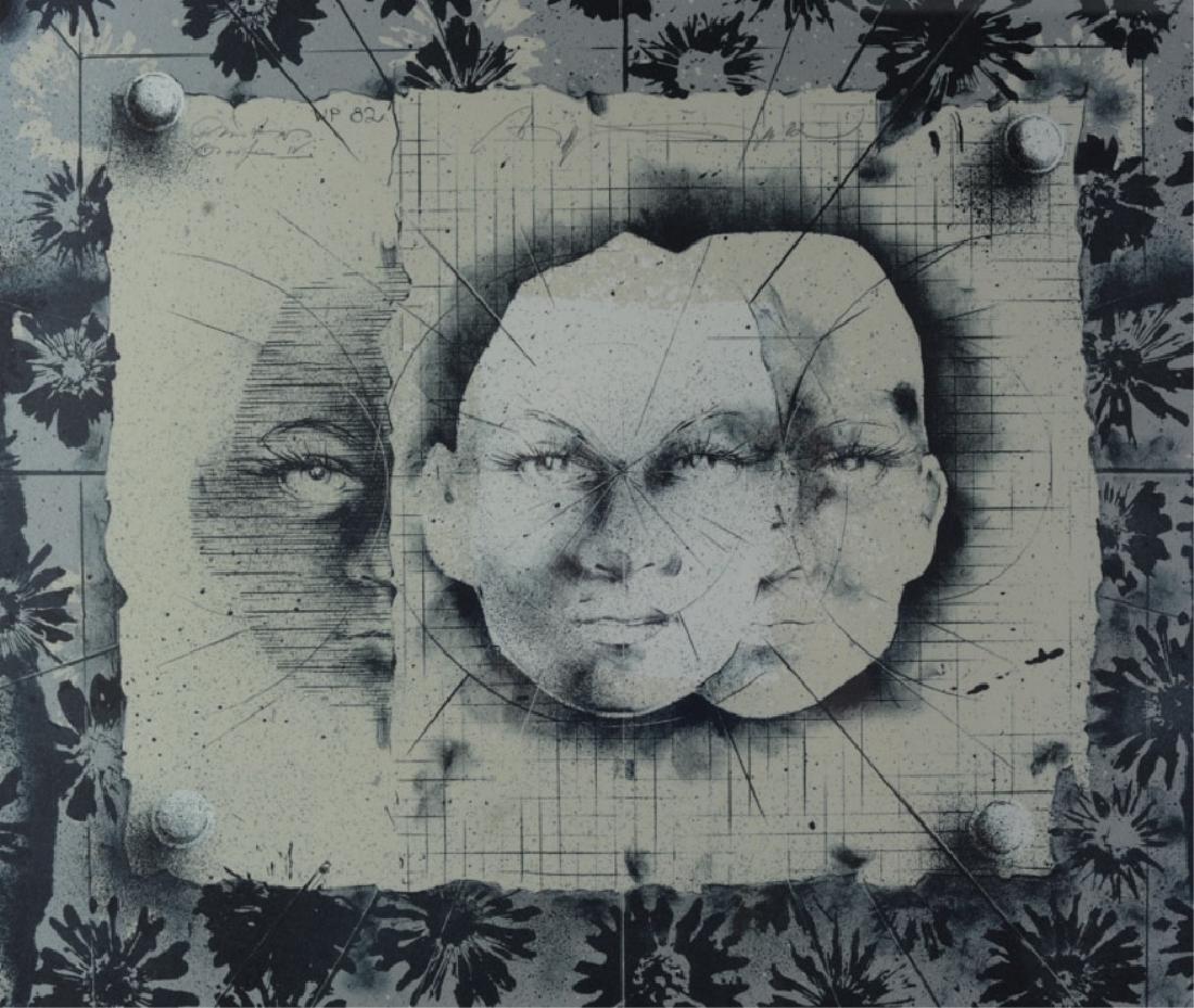 "W.P. Eberhard Eggers - ""Face"" - 2"