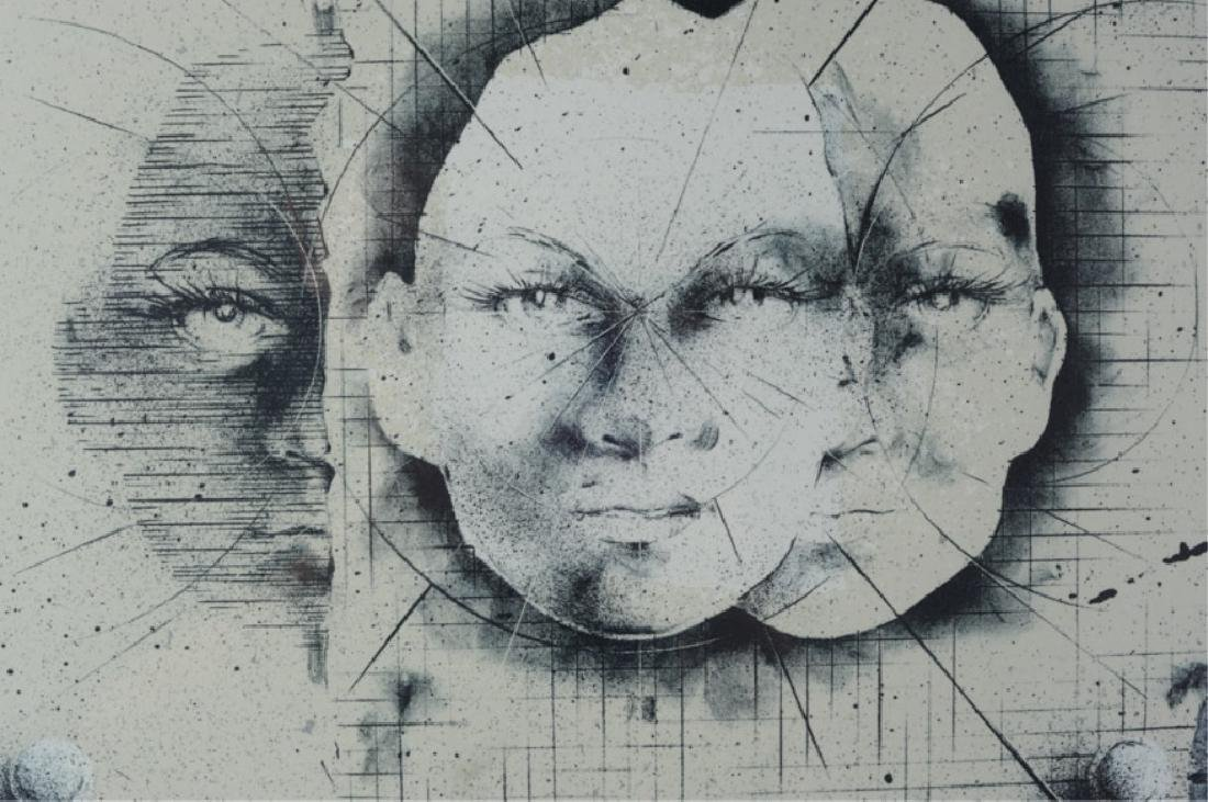 "W.P. Eberhard Eggers - ""Face"" - 3"
