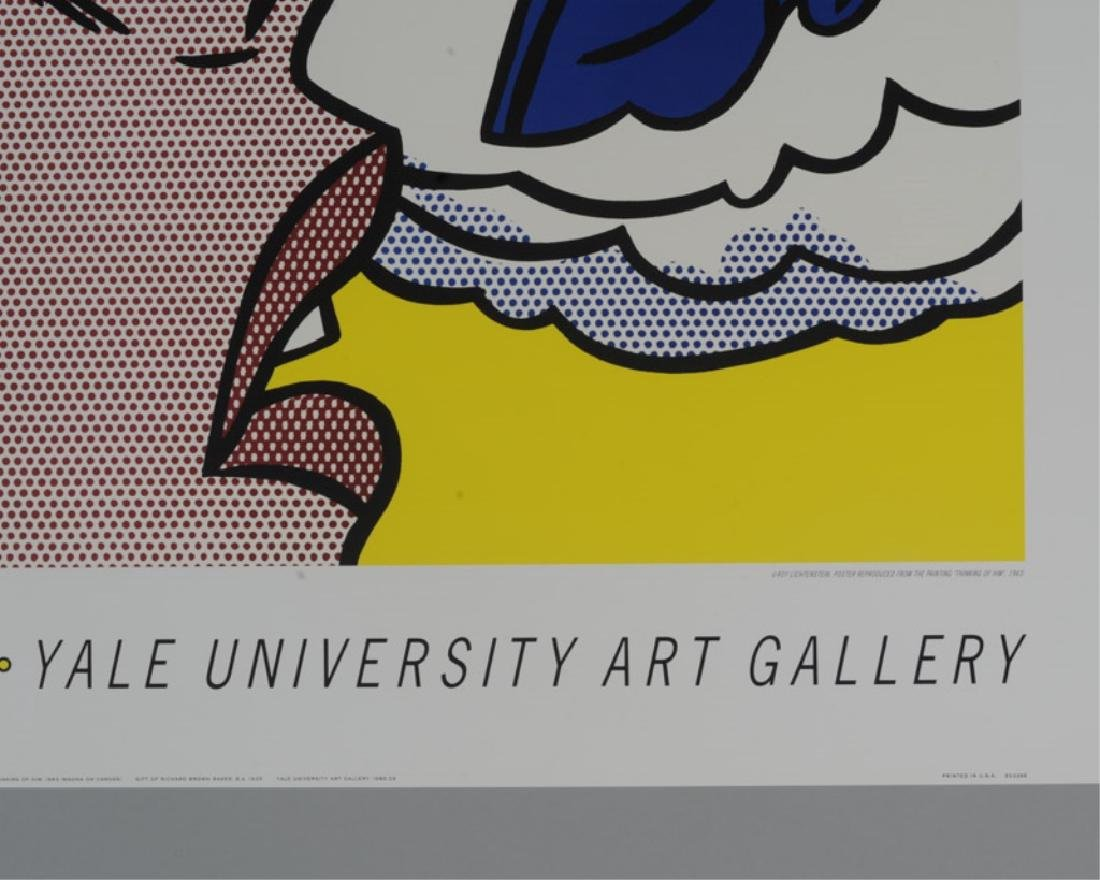 "Roy Lichtenstein - ""Thinking of Him"" - 3"