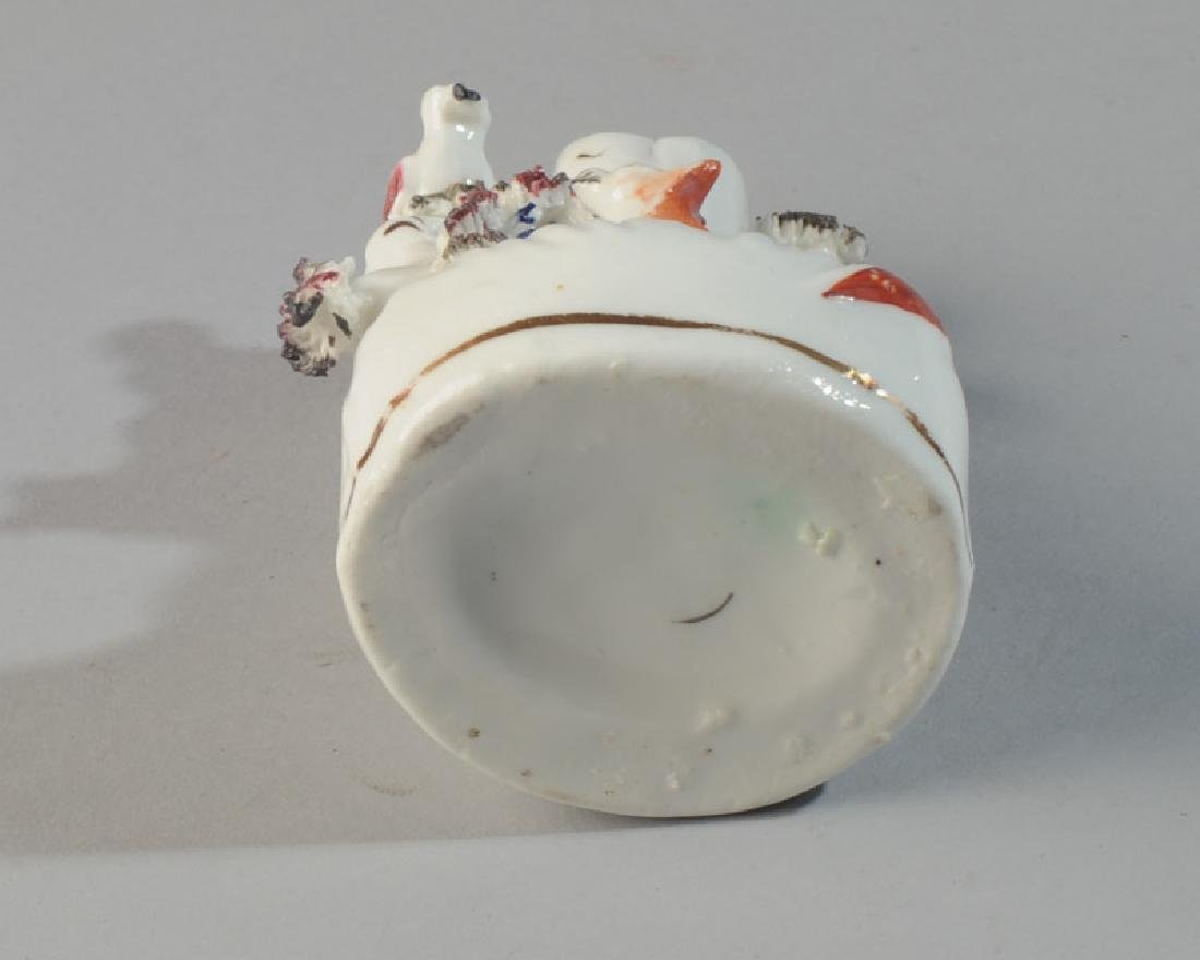 19th C. Staffordshire Spill Vase - 4