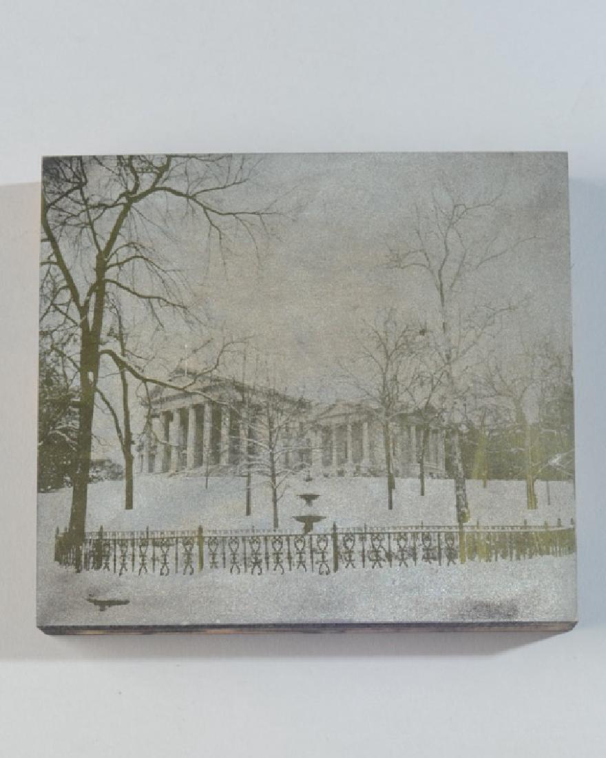 Printer's Block of the Virginia State Capitol