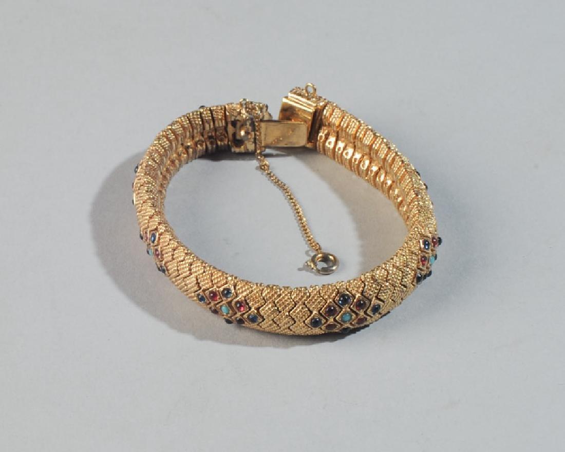 Ciner Gold-Plated Bracelet - 2