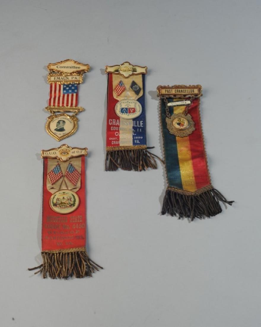 Fraternal & Patriotic Ribbons