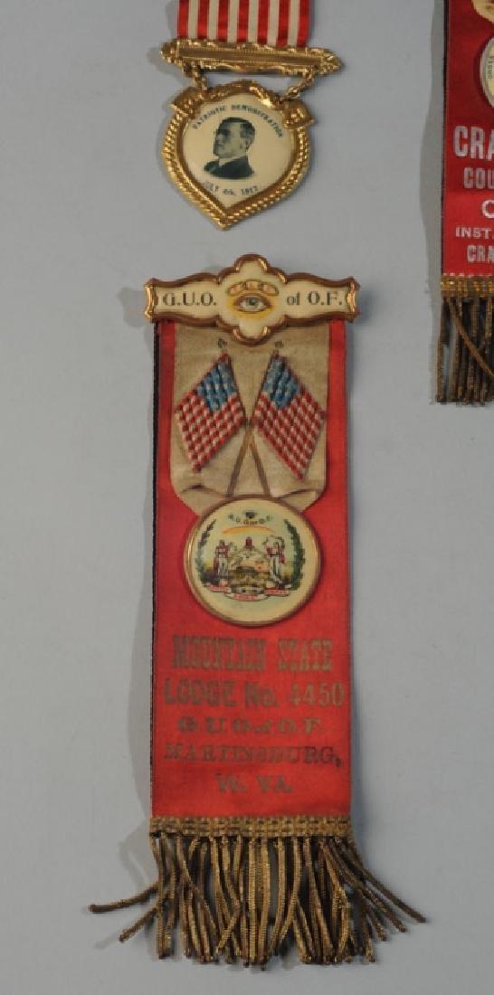 Fraternal & Patriotic Ribbons - 2