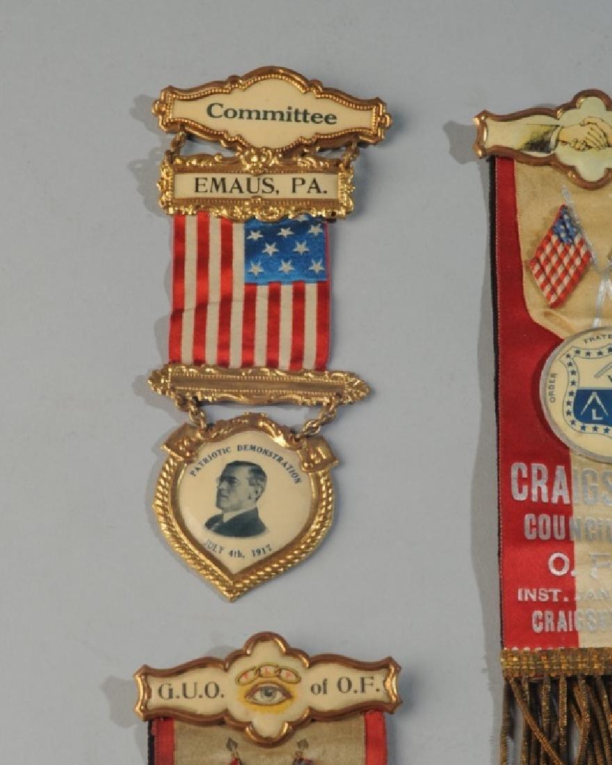 Fraternal & Patriotic Ribbons - 3