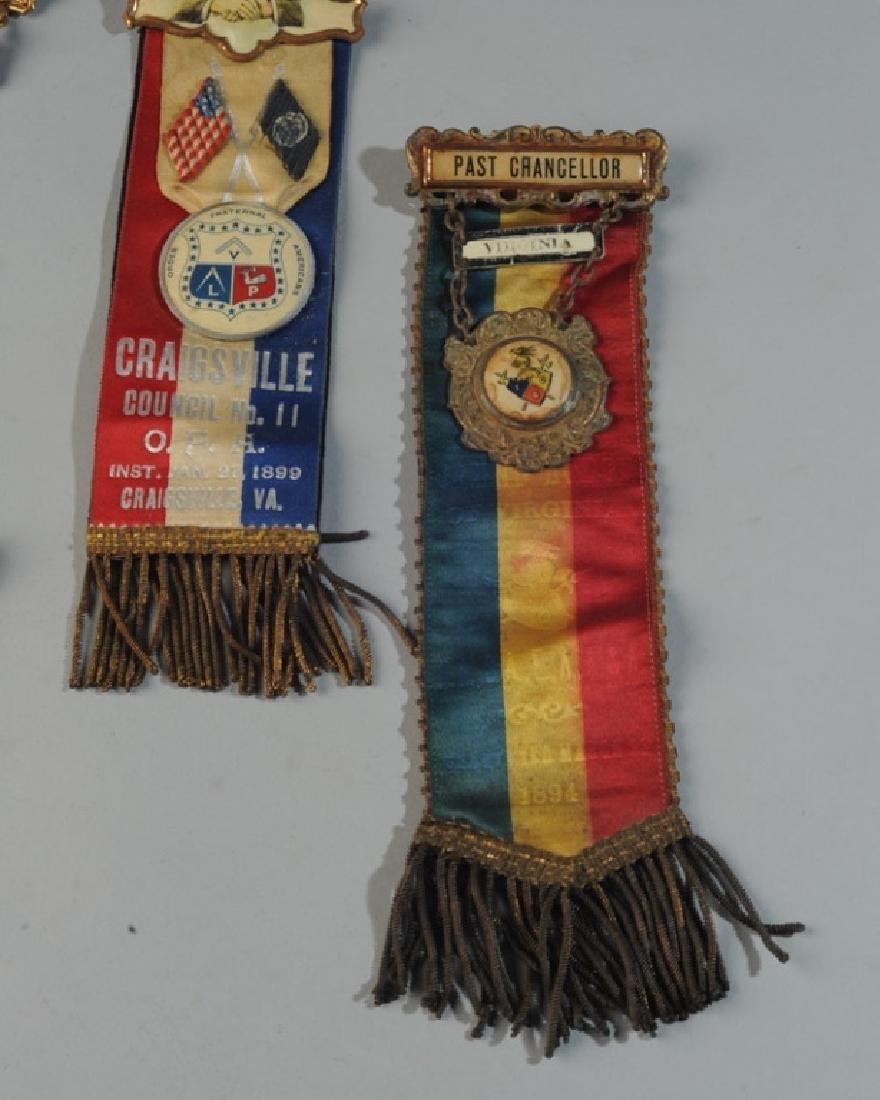 Fraternal & Patriotic Ribbons - 4