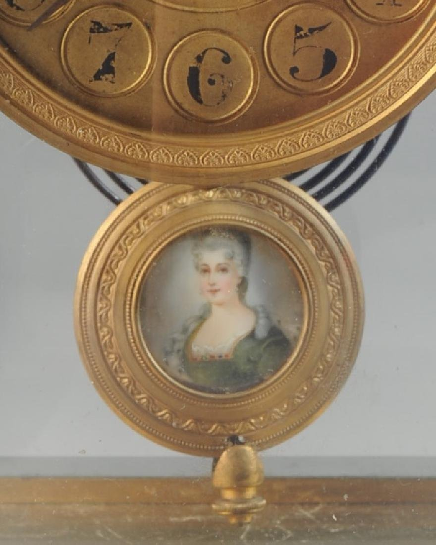19th C. French H & H Mantel Clock - 2