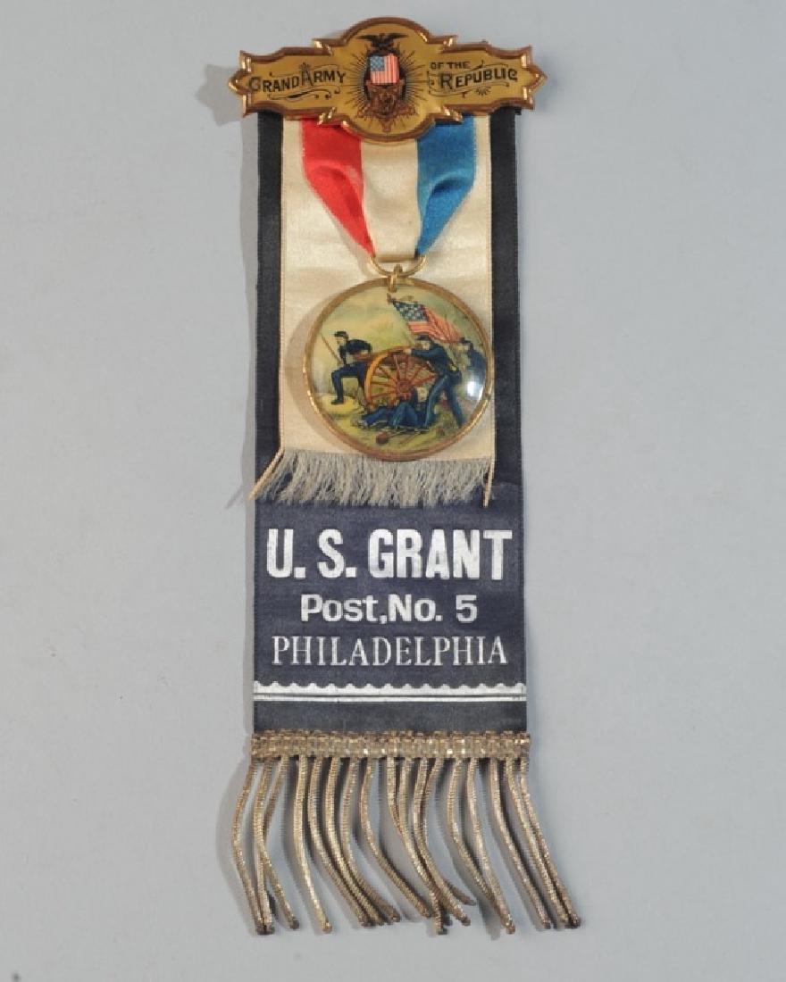 Grand Army of the Republic Ribbon