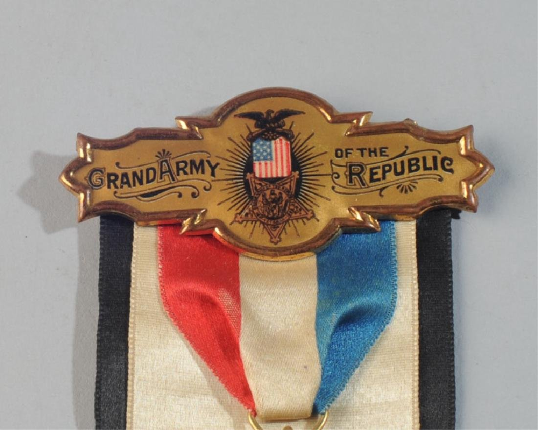 Grand Army of the Republic Ribbon - 3