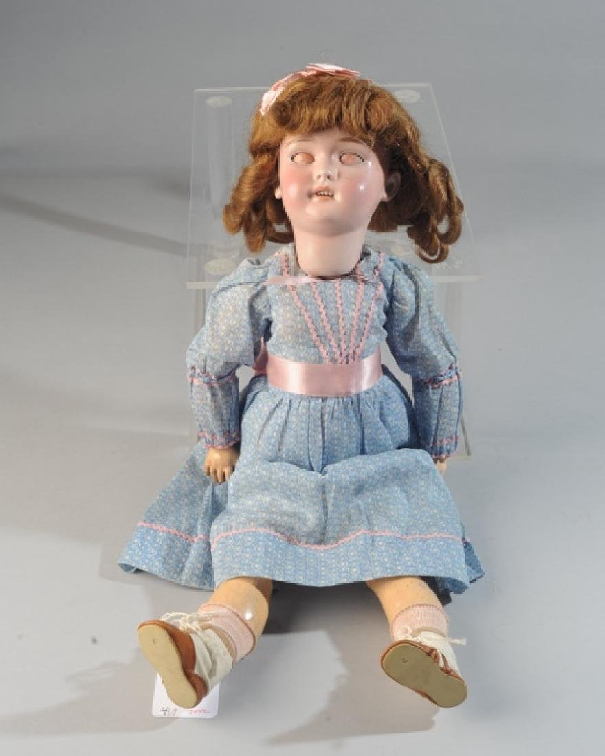 Simon & Halbig 1079 Bisque Head Doll