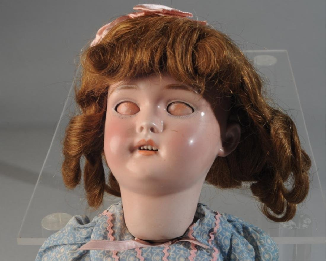 Simon & Halbig 1079 Bisque Head Doll - 2