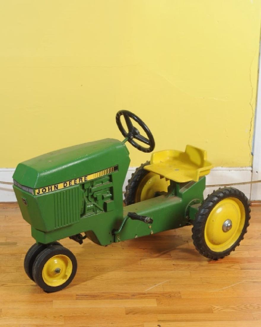 Child's John Deere Peddle Tractor