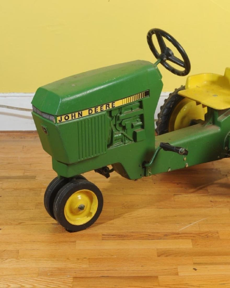 Child's John Deere Peddle Tractor - 2