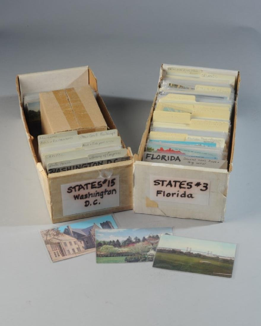 Large Lot Post Cards